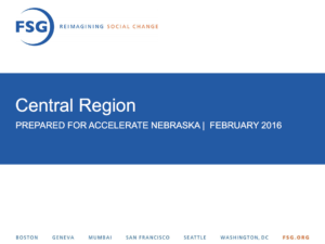 Accelerate Nebraska FSG Central Report