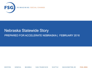 Accelerate Nebraska FSG Statewide Opportunities